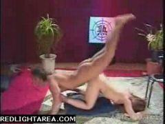 Japanische Sex Akrobatik
